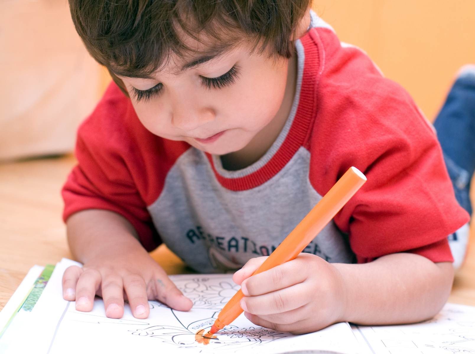 Rezultat iskanja slik za otroci barvajo